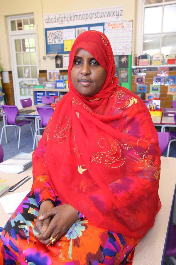 Hibo Wardere was the victim of FGM aged six