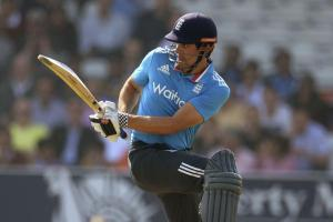 Wanstead hold benefit event for England captain Alastair Cook