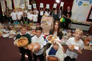 Pupils rise to the challenge for Holy festival
