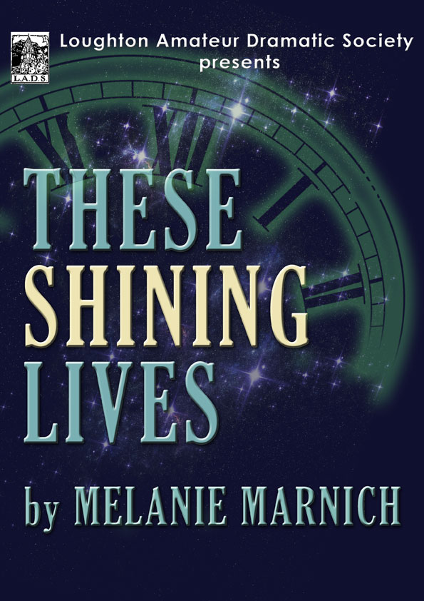 These Shining Lives Melanie These Shining Lives by Melanie