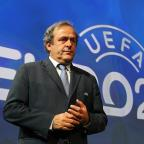 East London and West Essex Guardian Series: UEFA president Michel Platini will be asked to exempt away fans from stadium closures imposed for racism