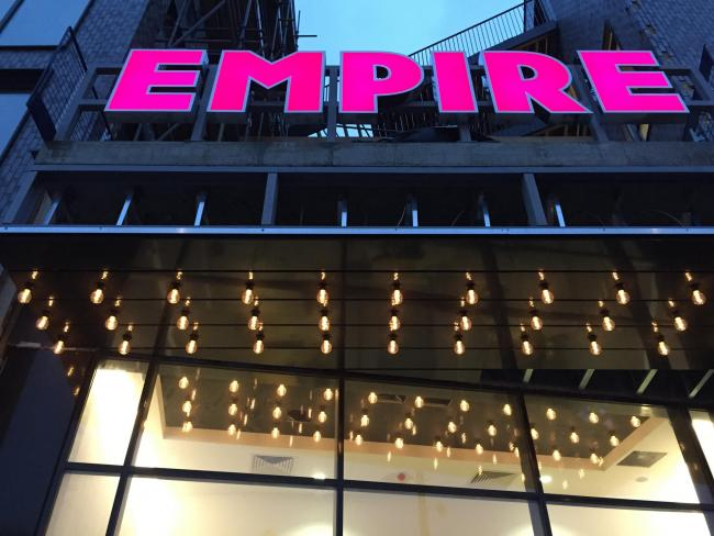 The Empire Cinema In Walthamstow Will Show Bollywood Films