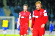 Orient somehow managed to lose in the 98th minute at Gillingham: Simon O'Connor