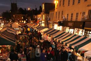 Christmas market set for return