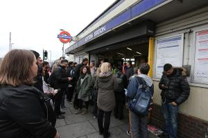 Man killed at Leyton station
