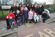 Campaigners called for a zebra crossing outside of Nightingale Primary School in Ashbourne Avenue, South Woodford, following several near misses.