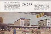 A vision of New Ongar in the Greater London Plan 1944 (Courtesy of the Mike Ashcroft collection)