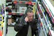 Suspect 167820 known to police as prolific shoplifter