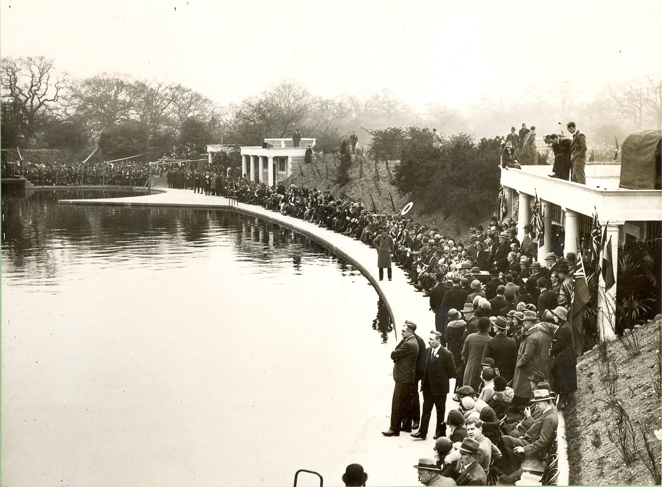 Leytonstone's Lost Lido