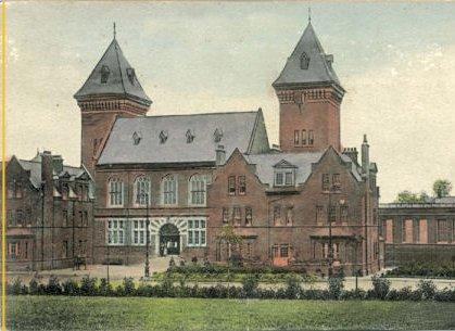 The role of Whipps Cross hospital in the First World War
