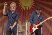 The Who to close Glastonbury festival 'with a bang'