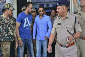 Bollywood star Salman Khan found guilty in hit-and-run case
