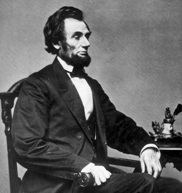 East London and West Essex Guardian Series: ABRAHAM LINCOLN pic: free (30957428)