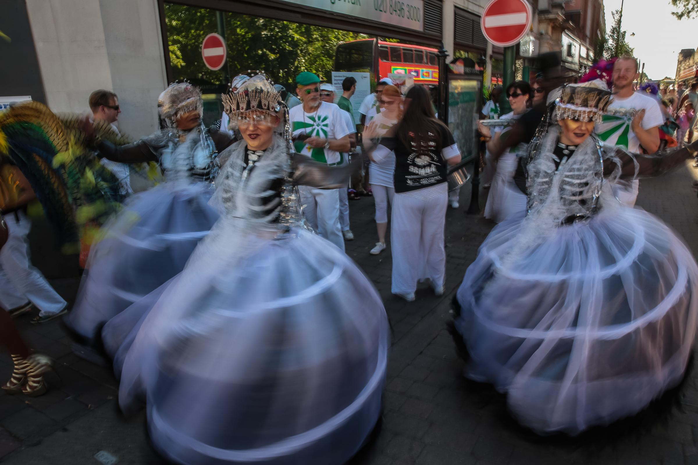 The launch of Leytonstone Festival on Saturday (Jeff Moore)