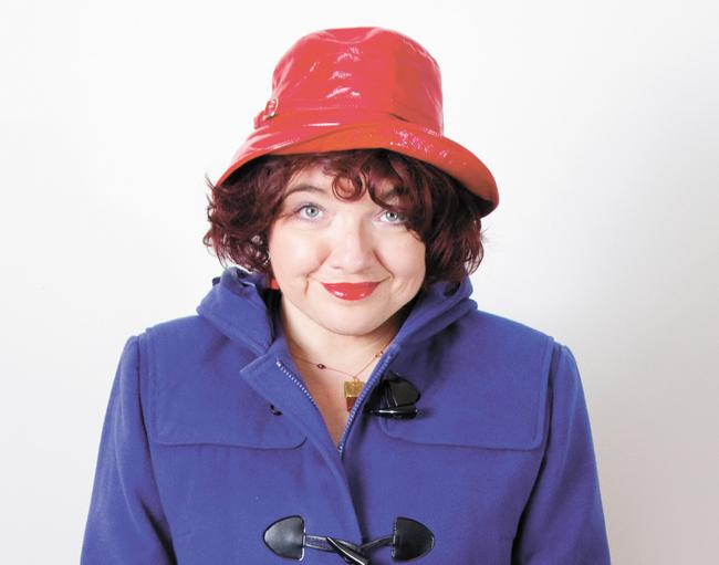Daphna Baram takes inspiration from cuddly immigrant Paddington Bear