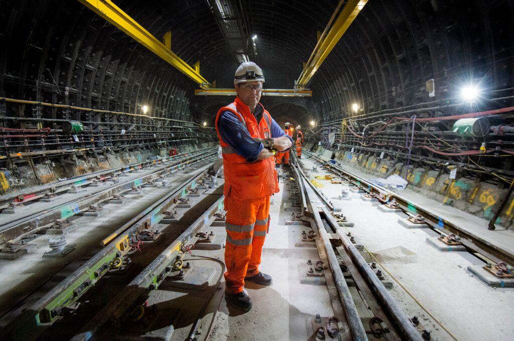 4164009 - The Victoria Line's really big 50th birthday!