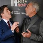 East London and West Essex Guardian Series: Tom Jones and Rob Brydon host One Big Night for BBC Children In Need