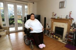 Disabled woman landed with 'unjust and cruel' £3,000 bedroom tax and damages bill