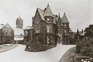 The old Claybury Asylum in 1910.