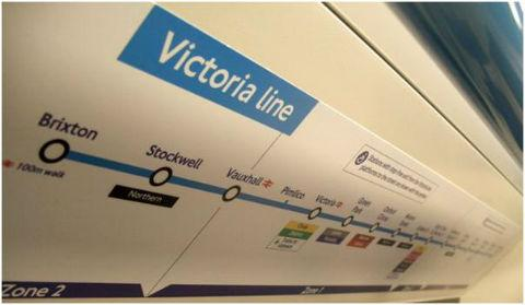 Victoria Line trains will run