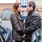 East London and West Essex Guardian Series: Alison King exits Corrie after a dramatic decade as Carla Connor