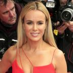 East London and West Essex Guardian Series: Amanda Holden lies naked on a bed of cabbages for Peta