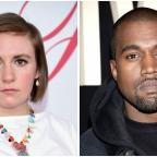 East London and West Essex Guardian Series: Lena Dunham blasts Kanye West's naked celebs music video