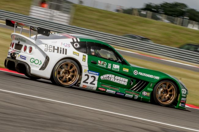Green still challenging for GT4 SuperCup title