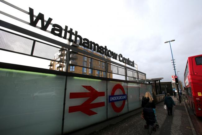 The Victoria line serves two stations in Waltham Forest, including Walthamstow Central