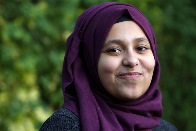Walthamstow teenager Hibah Seedat has been shortlisted for the Young Muslims' Writers Awards.