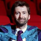 East London and West Essex Guardian Series: David Tennant 'chuffed' to have Mad To Be Normal premiere in Glasgow