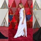 East London and West Essex Guardian Series: Kirsten, Karlie and Taraji in capes, gowns and glitter on the Oscars red carpet
