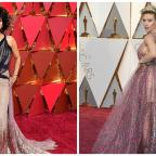 East London and West Essex Guardian Series: Scarlett Johansson and Halle Berry both had major hair moments on the Oscars red carpet