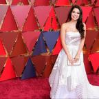 East London and West Essex Guardian Series: Auli'i Cravalho battles through Oscars performance despite being hit by flag