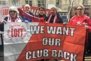 East London and West Essex Guardian Series: Leyton Orient has been handed a stay of execution after a court gave owners ten weeks to pay off debts or sell the club.