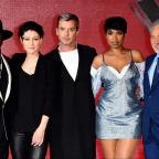 East London and West Essex Guardian Series: The Voice UK judges and contestants get all dressed up for final launch