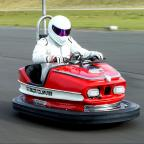 East London and West Essex Guardian Series: Top Gear's The Stig sets world speed record ... in a dodgem