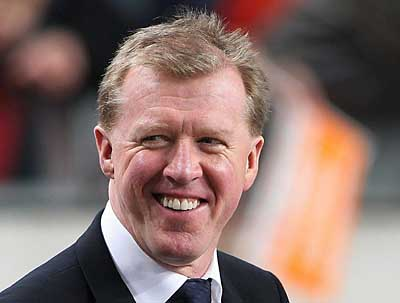 Steve McClaren is the favourite to land the West Ham job