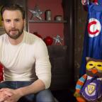 East London and West Essex Guardian Series: Captain America star Chris Evans to read CBeebies bedtime story