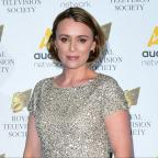 East London and West Essex Guardian Series: Keeley Hawes blames flat screen TVs for mumblegate