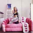 East London and West Essex Guardian Series: Pop star Zara Larsson launches 'fierce and feminine' fashion range for H&M