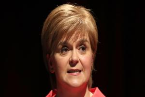 Nicola Sturgeon tells voters 'don't let Tories drag Scotland back on June 8'