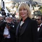East London and West Essex Guardian Series: Uma Thurman presides over Un Certain Regard prize ceremony at Cannes