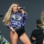East London and West Essex Guardian Series: Little Mix singer Perrie Edwards gets down and dirty with f-word gaffe