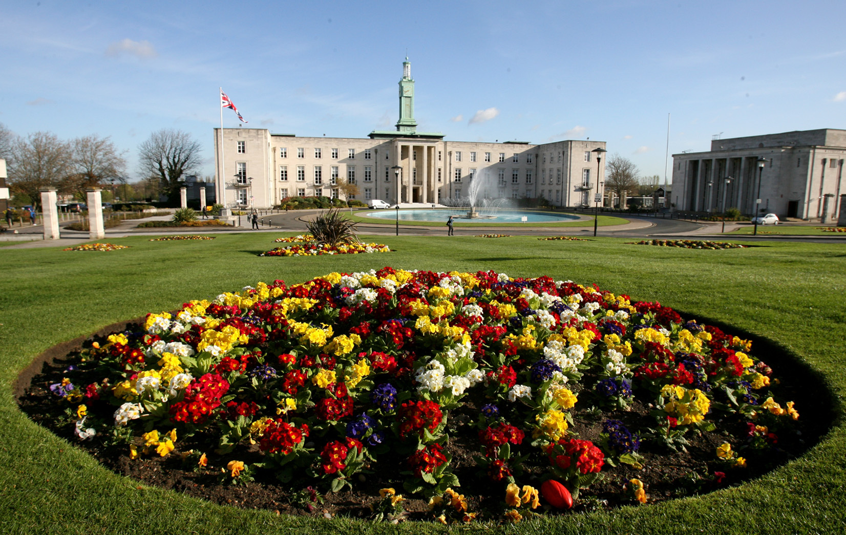 Walthamstow Town Hall.