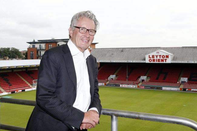 Meet the man behind the Dunkin Donuts brand: Nigel Travis. Picture: Simon O'Connor