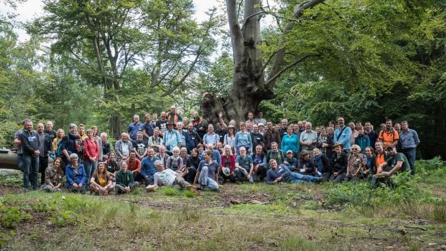 The Ancient Tree Forum's annual conference was held in Epping Forest (pic: Marion Sidebottom)