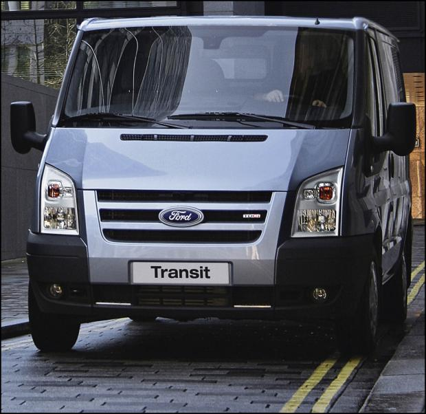 Police say majority of vehicles stolen were Ford Transit vans or Fiestas