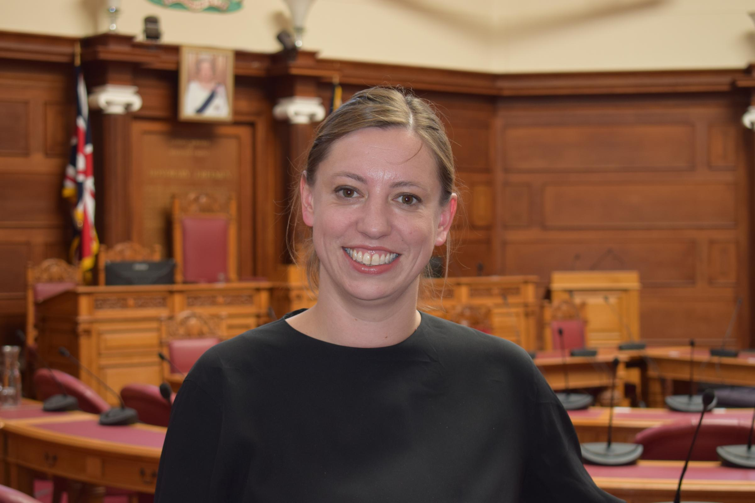Cllr Clare Coghill, first female leader of Waltham Forest Council.