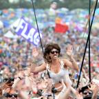 East London and West Essex Guardian Series: Glastonbury crowd